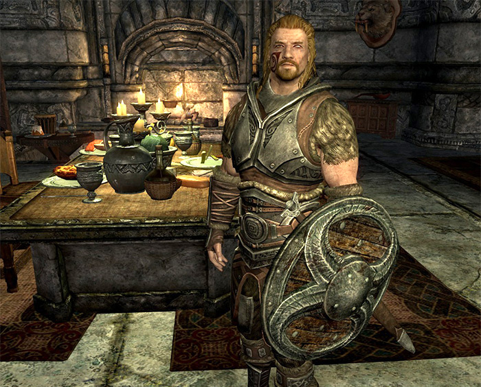 Argis The Bulwark in Skyrim