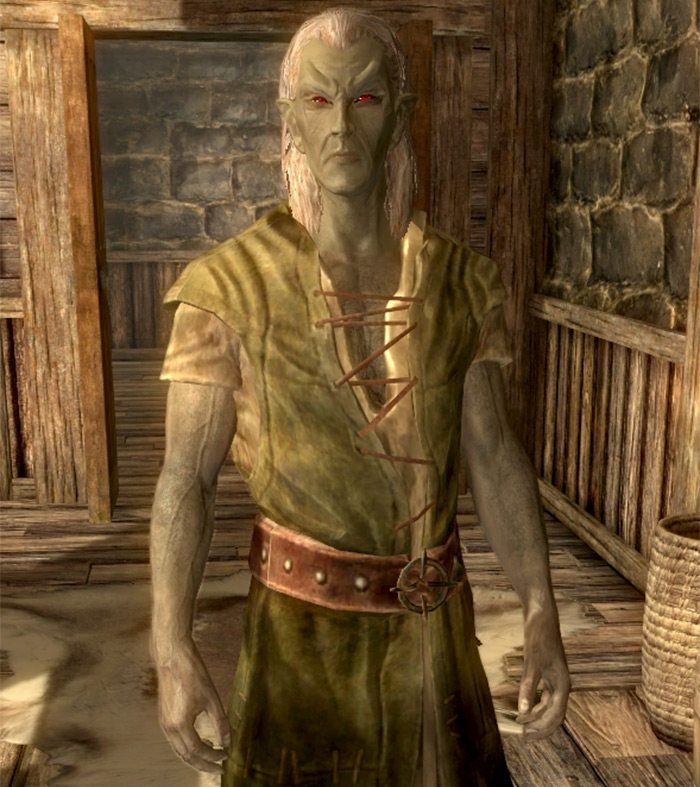 Romlyn Dreth from Skyrim