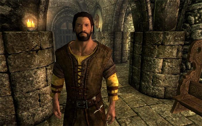 Sorex Vinius from Skyrim