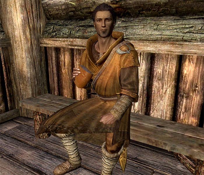 Marcurio from Skyrim