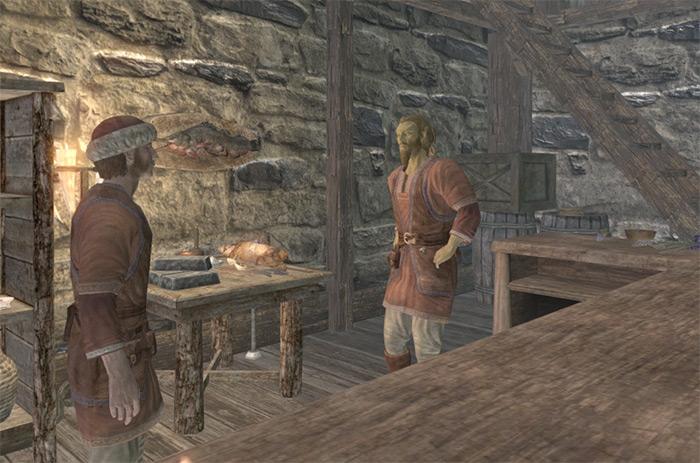 Quintus Navale in Skyrim