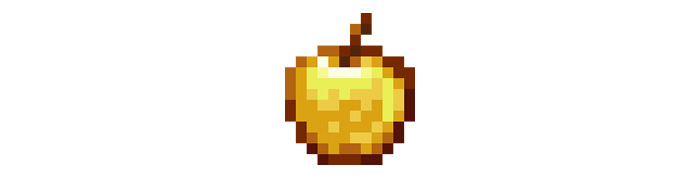 Golden Apple from Minecraft