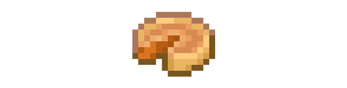 Pumpkin Pie in Minecraft