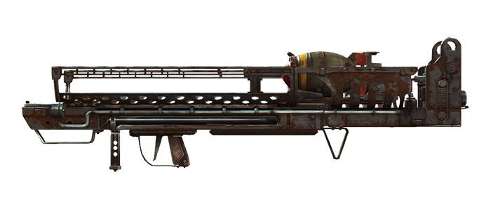 Fat Man weapon in Fallout 4