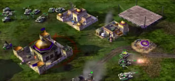 Command & Conquer gameplay