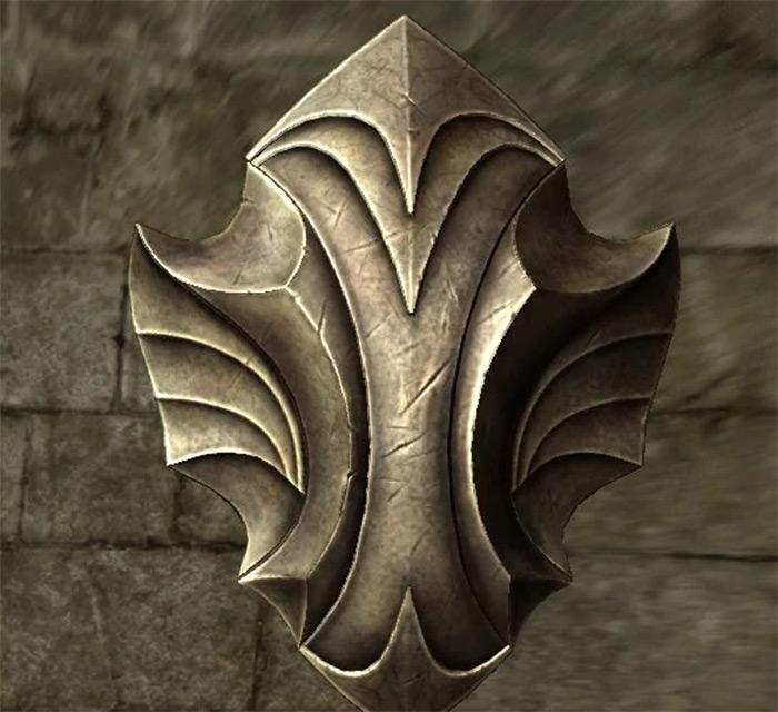 Best Skyrim shield - Auriels Shield