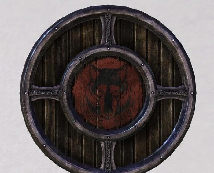 Shield of Solitude Skyrim