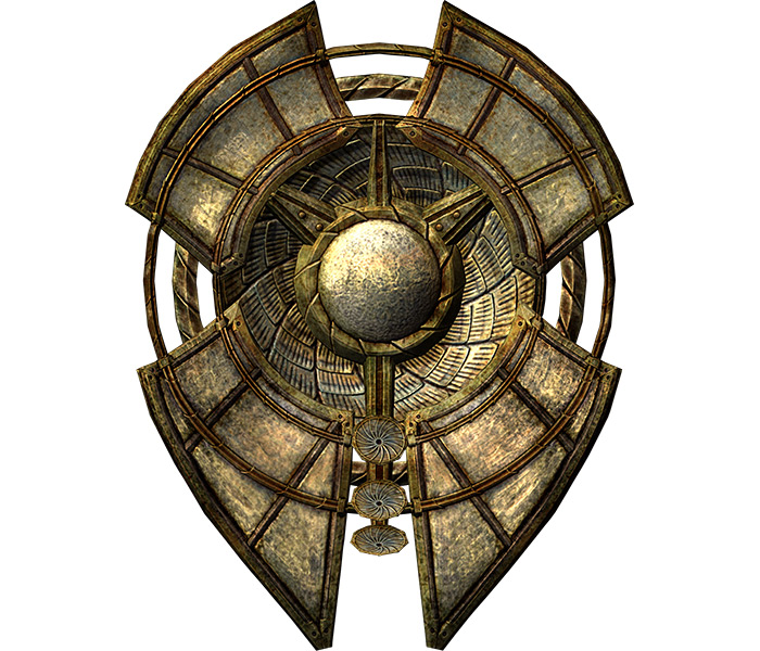 Spellbreaker shield in Skyrim