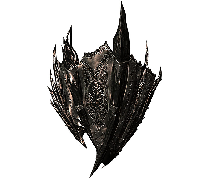 Daedric Shield in Skyrim