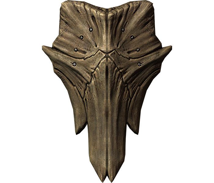 Dragonplate Shield in Skyrim