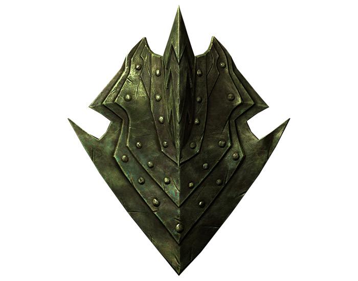 Orcish Shield in Skyrim