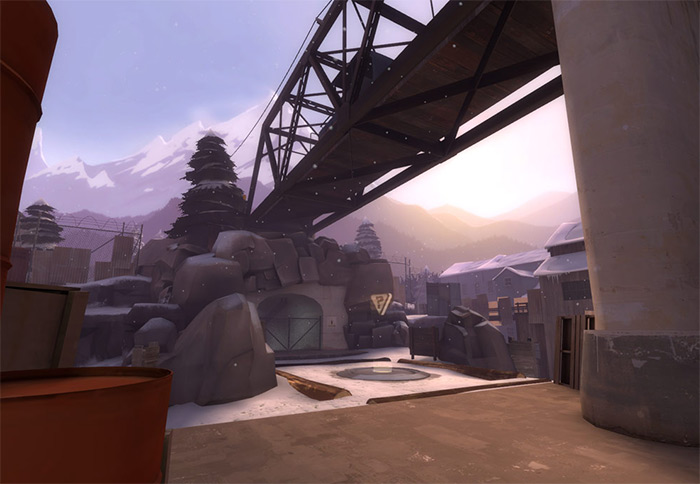 koth_viaduct TF2 map