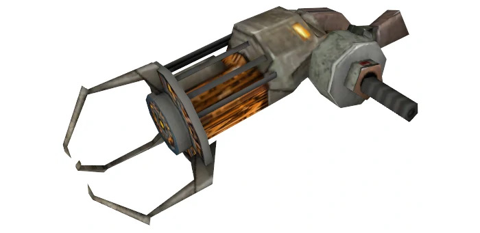 Gravity Gun from Half Life 2