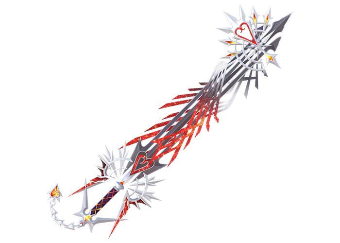 Ultima Weapon from Kingdom Hearts III