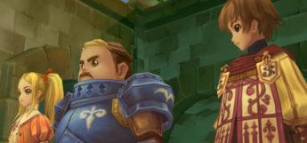 Radiata characters PS2