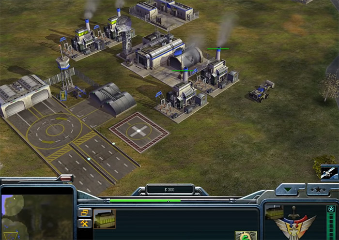 Generals Zero Hour command conquer game
