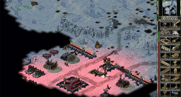 Command Conquer Tiberian Sun video game