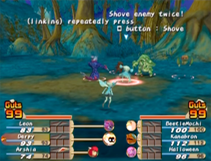 Monster Rancher EVO PS2 gameplay