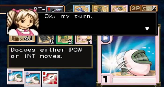 Monster Rancher Battle Card Episode 2 playstation game