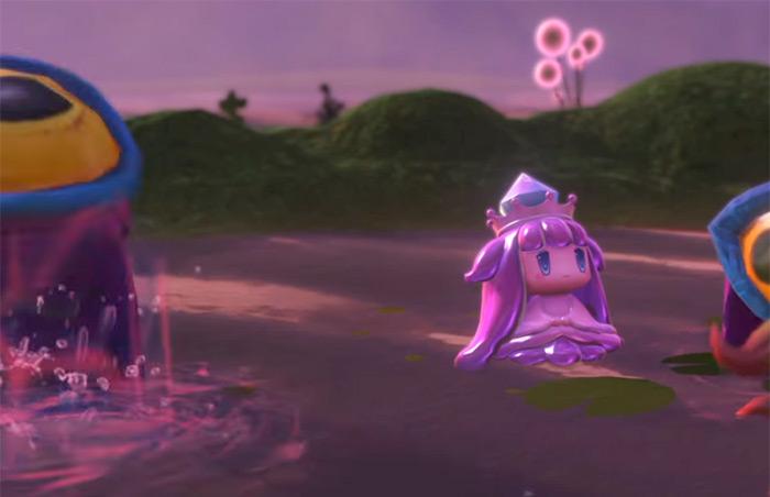 Flan Princess WoFF mirage