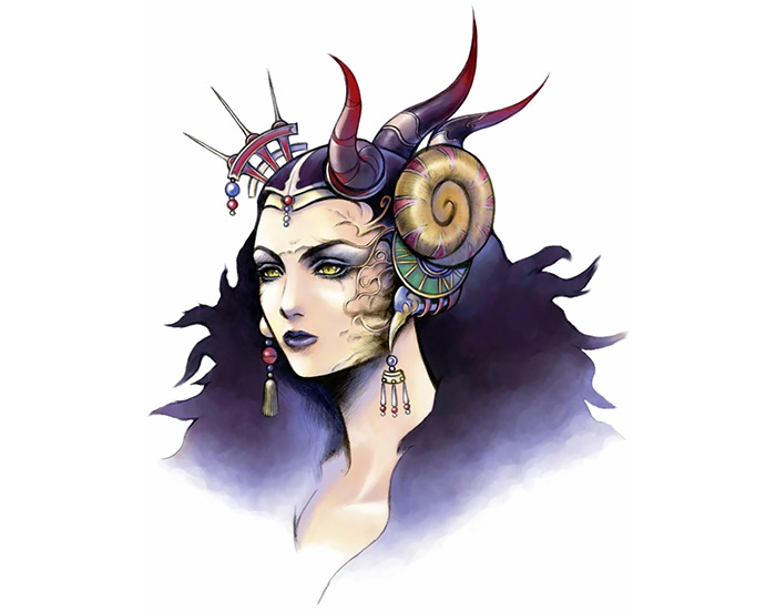 Edea from Final Fantasy 8