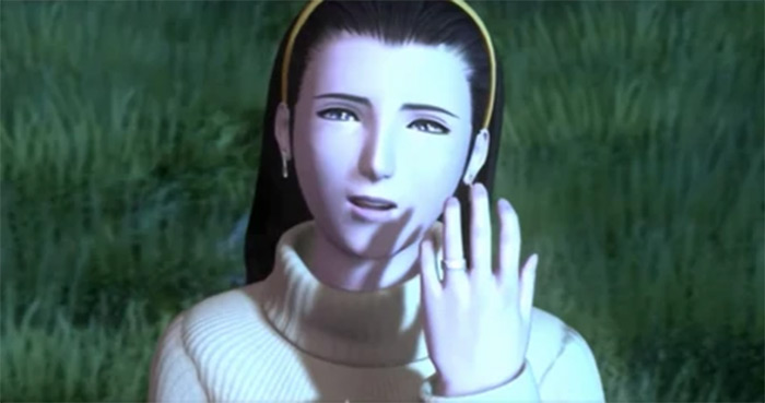 Raine Loire character in ff8