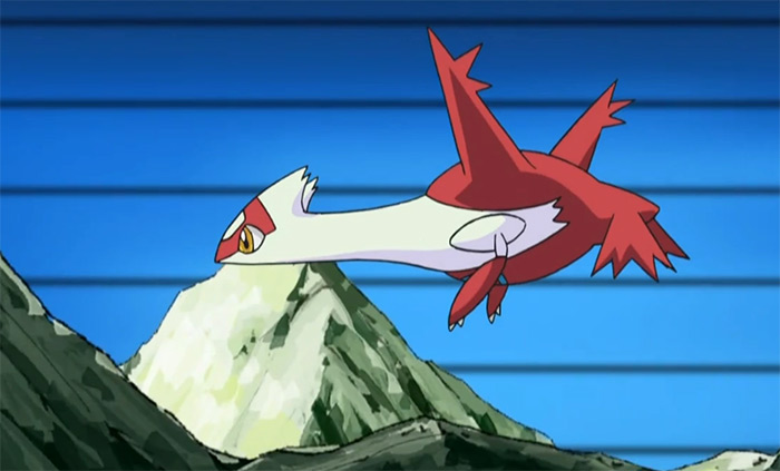 Latias female legendary