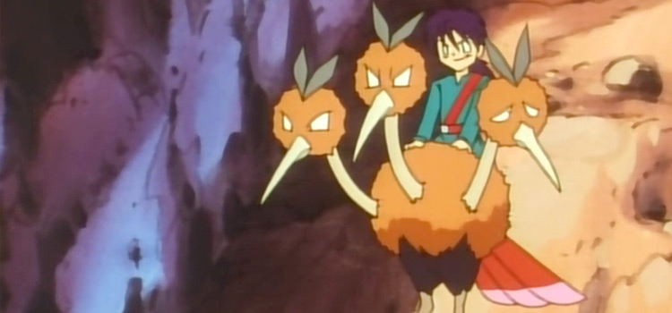 30 Fun Facts About Doduo and Dodrio