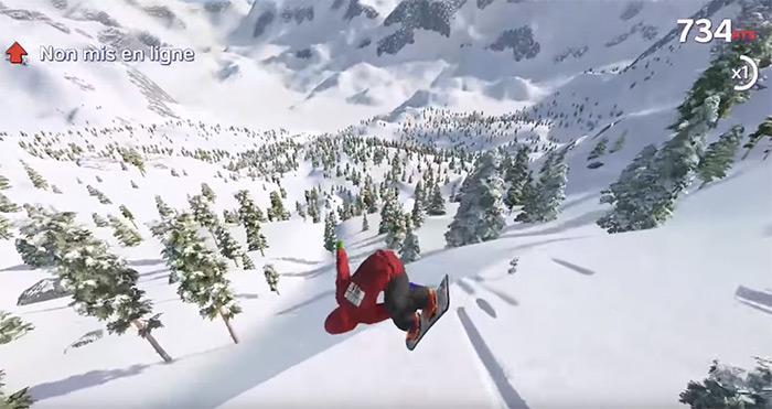 Infinite Air with Mark McMorris screenshot
