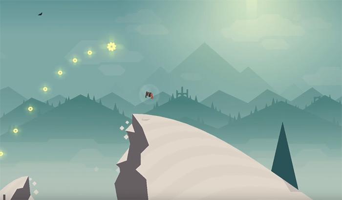 Alto's Adventure gameplay