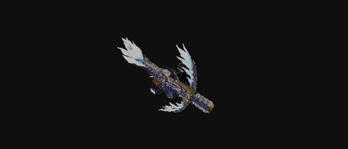 Empress Shell MHW weapon