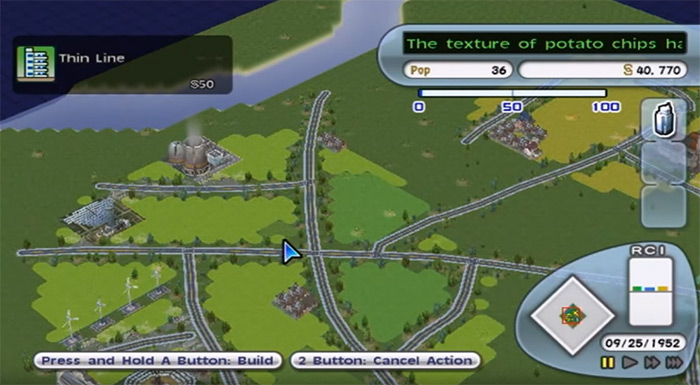 simcity creator wii game