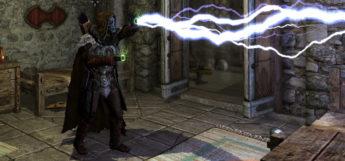 Skyrim ray bolt spell mod