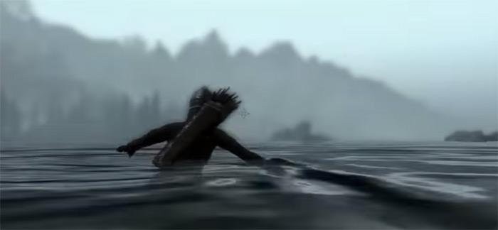 Water Breathing in skyrim