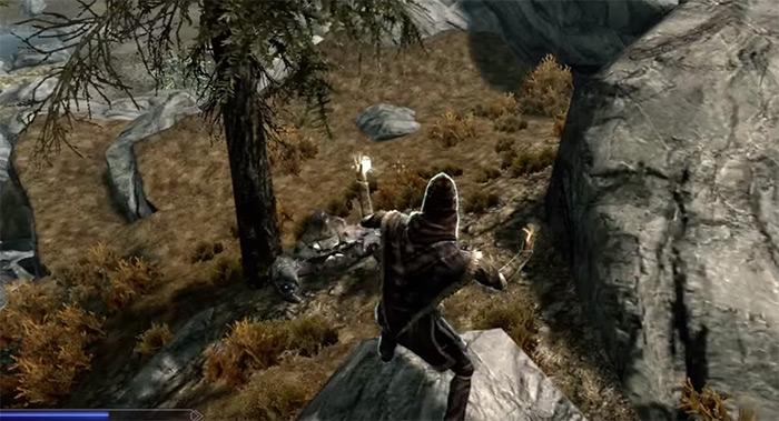 Ironflesh in Skyrim