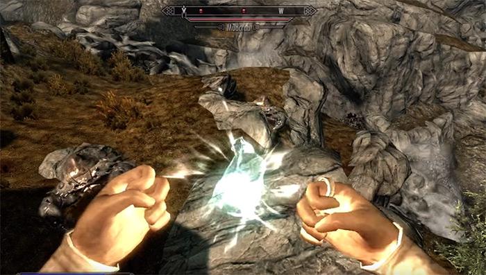 Stoneflesh spell in Skyrim