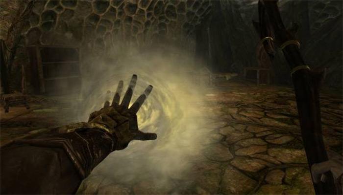 Ash Shell in Skyrim