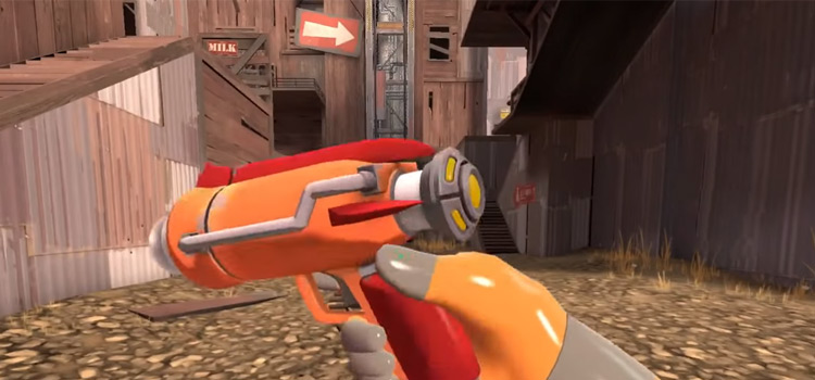 Orange gun TF2