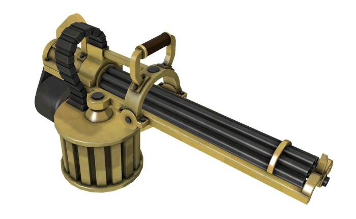 Brass Beast TF2