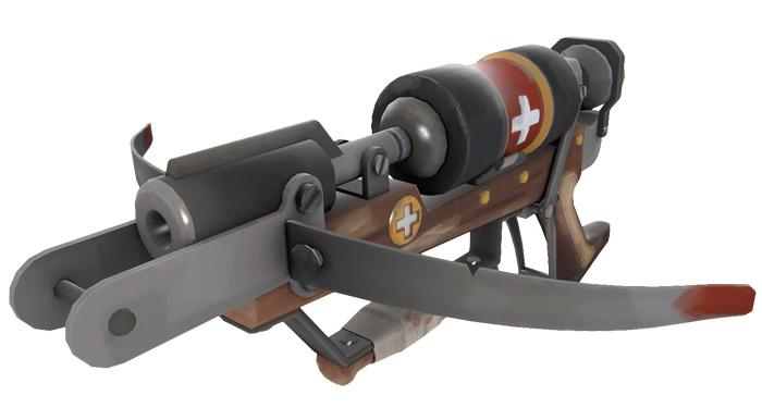 Crusader's Crossbow TF2