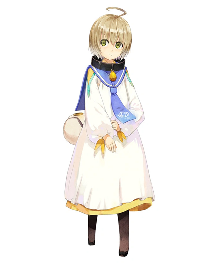 Laphicet in Tales Of