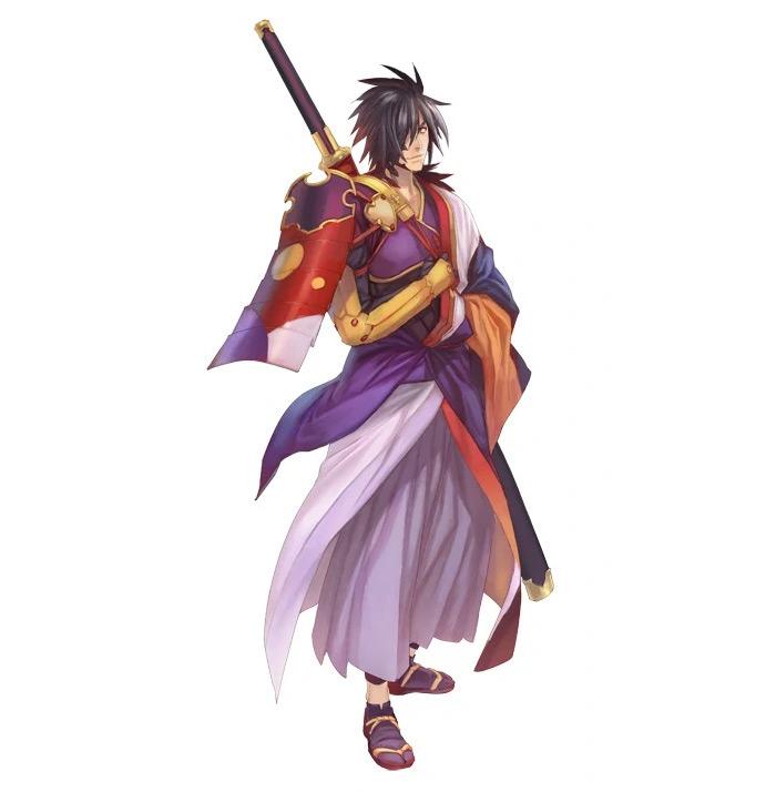 Rokuro Rangetsu in Berseria