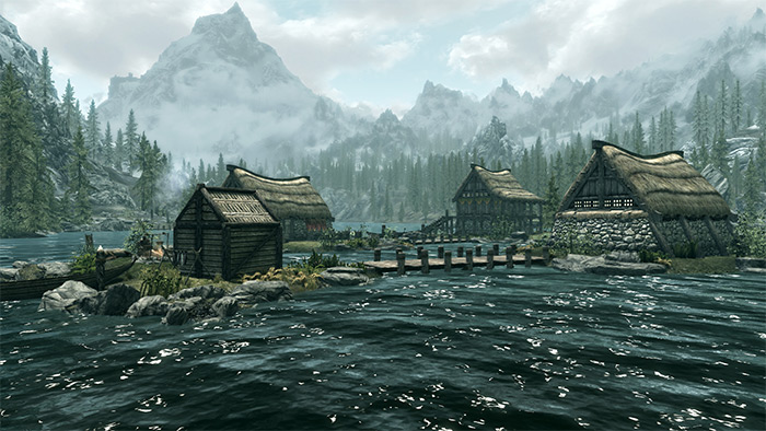 Moon and Star Skyrim mod