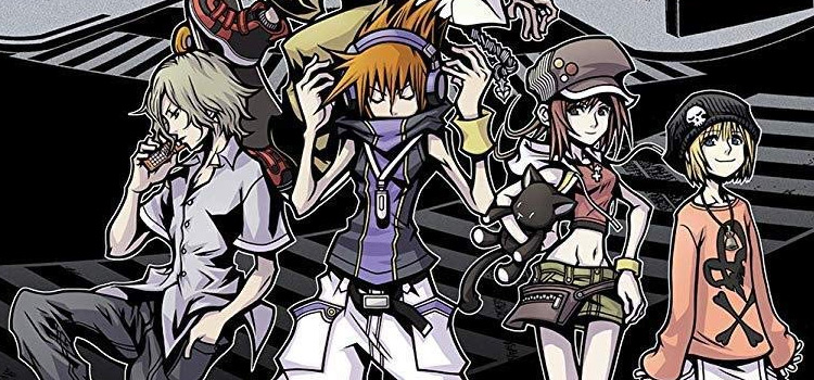 TWEWY: Best OST Music From The Game