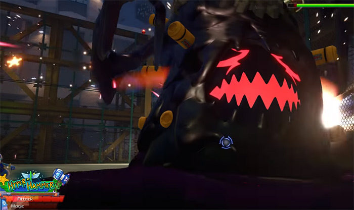 Lump of horrors kh3