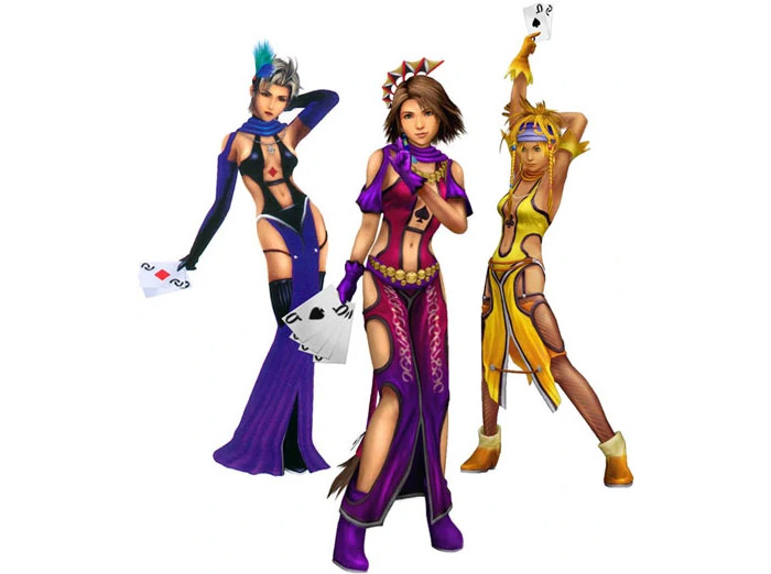 Lady luck dressphere in ffx2