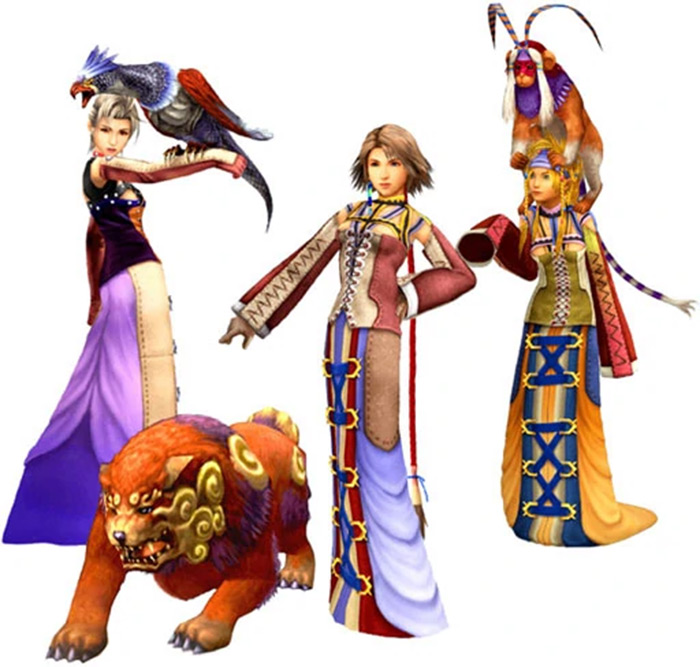 Trainer ffx2 dressphere