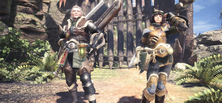 Top 10 Best Armor Sets in Monster Hunter: World