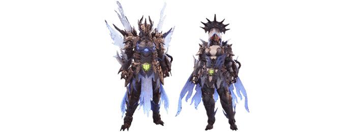 Xeno'jiiva armor set mhw