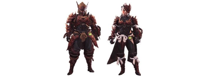 Odogaron MHW armor